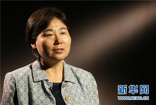 人大附中翠微学校校长刘小惠:用爱与尊重丰富学校 激发师生活力