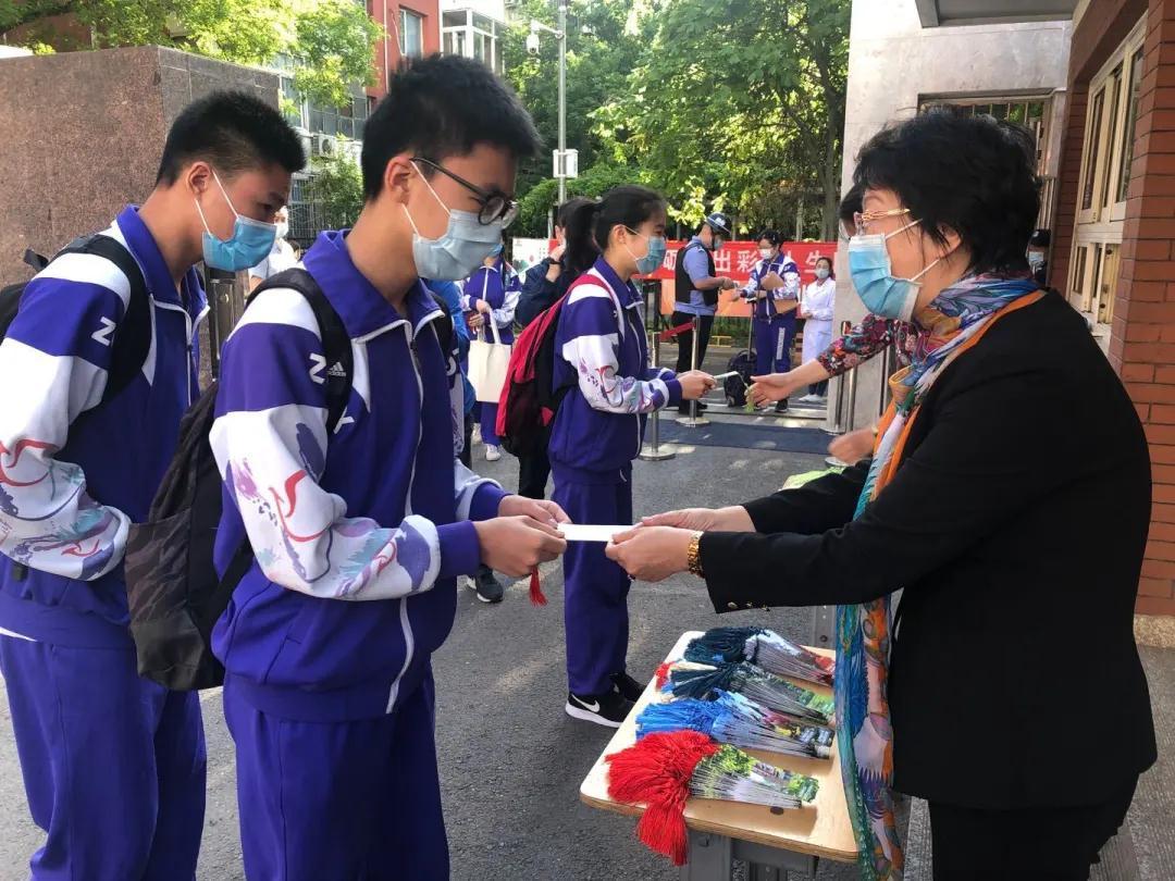 北京初三学生今返校_丰台二中征学生心愿按需定制服务