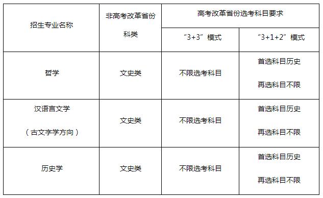 中国人民大学2021年强基计划招生简章-新华网