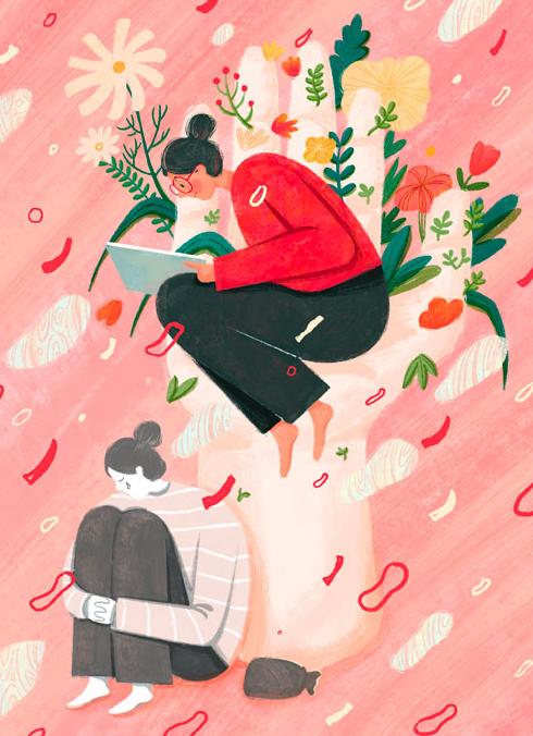 如何加强未成年女生身心健康教育和支持?