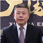 北京外国语大学继续教育学院院长高晓东