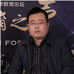西京学院招生办公室新闻中心主任姜峰