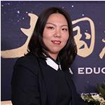 吾幼儿童教育总经理胡雯倩