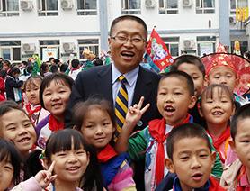 """中国科学院附属玉泉小学校长高峰:打造中国""""梦学园"""""""