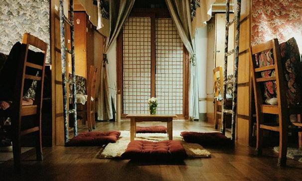 太美了!成都一高校学生打造最美和风寝室
