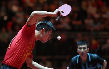 世乒賽男單:張繼科出局