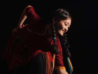 在无声的世界里舞蹈