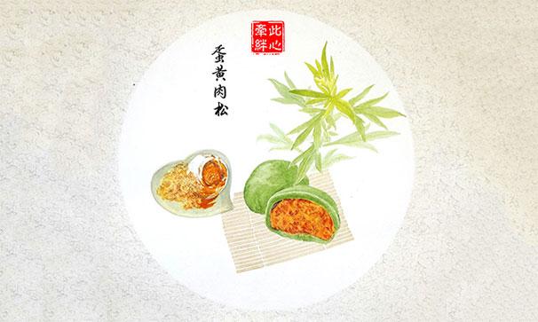 人大网红菜刷屏 教你三招食堂青团吃到饱!