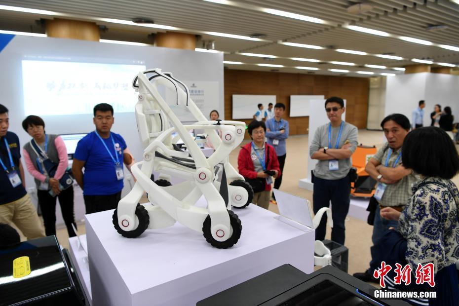 """10月13日,第四届中国""""互联网+""""大学生创新创业大赛总决赛在厦门大学举行"""