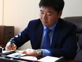 王教凱:為開發區培育人才提供教育保障