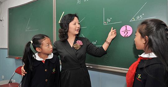 陈立华:做孩子们的人生伙伴