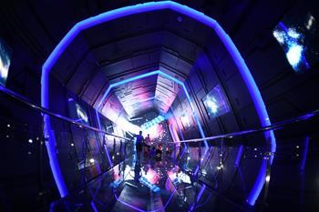 走進天文館 快樂度暑假
