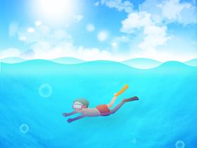 碧波之下藏兇險 珍愛生命 謹防溺水