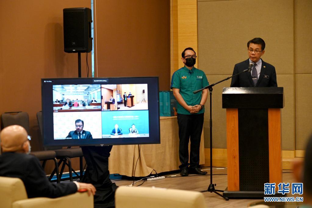 中馬合作辦學為馬來西亞培養鐵路人才