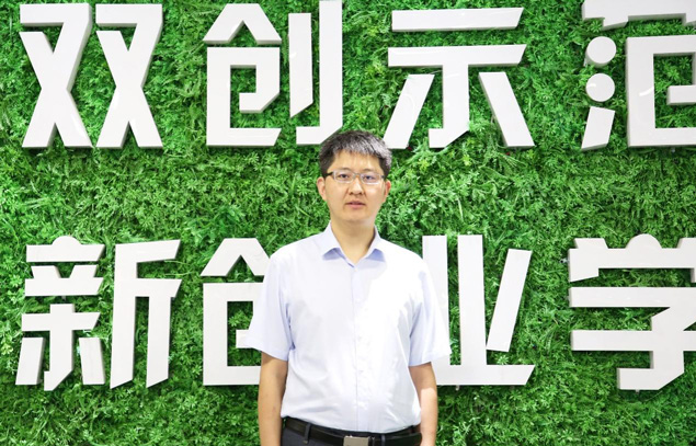 专访西安电子科技大学朱伟