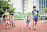 為了女兒 他8年跑步兩萬多公里