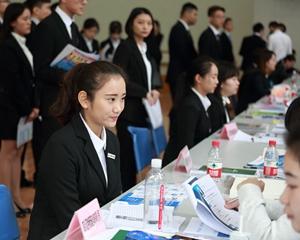 北京市10万余岗位专供高校毕业生