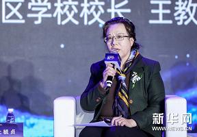 杜毓贞:师生共同成长的教育方是可持续的