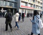 2020年考研首日 南开大学考点迎来六千余名考生