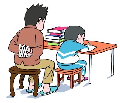 """[考动力]期末陪娃复习能否不""""鸡飞狗跳""""?"""