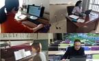 河西學院開展線上教學工作