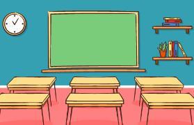 成都初三学生重返校园:教室单人单桌 食堂间隔用餐