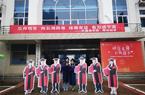 華中師范大學外國語學院溫情護航研究生畢業生返校離校