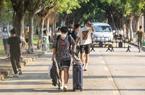 華南理工大學廣州學院學生分批返校