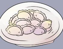 饅頭一兩一個 餃子論個兒賣 聯大特教學院食堂剩飯少了