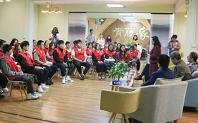 山西省第六届高校志愿服务论坛云端话志愿
