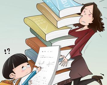 """""""不提作業母慈子孝,一提作業雞飛狗跳"""" 走出家庭教育的焦慮怪圈"""