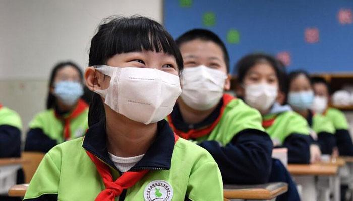 新華全媒+丨北京中小學返校開學