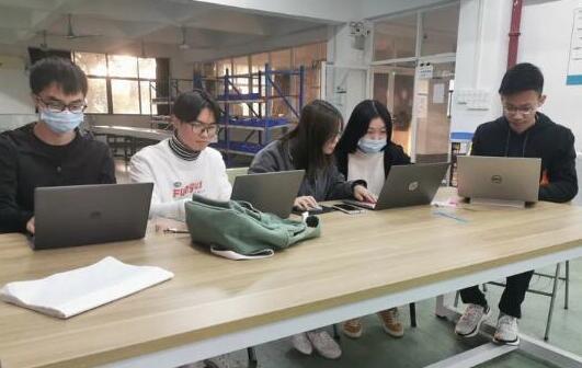 廣州城市理工學院學子入圍第七屆全國大學生物流設計大賽決賽
