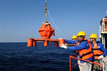 中巴首次北印度洋聯合考察全面展開