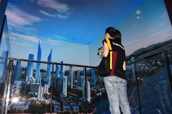 2018青島國際VR影像周活動舉行